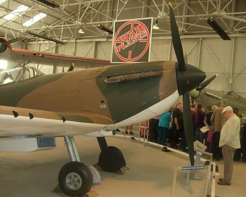 Spitfire MK1 K4492