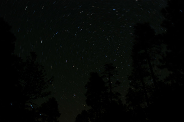 Star Trails 001