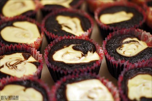 Chocolate Cheese Cupcakes