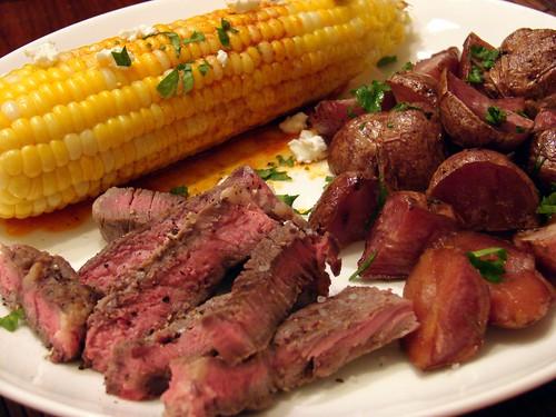 Dinner: September 24, 2010