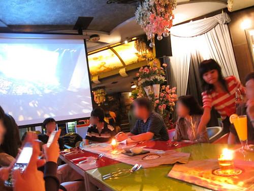 Cafe DE LIV, Malang