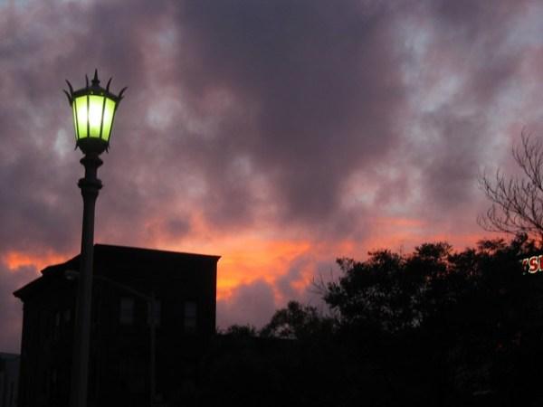 Sunset 9/28