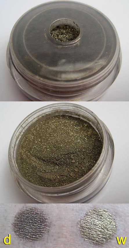 MUA Eye Dust Shade 4-2