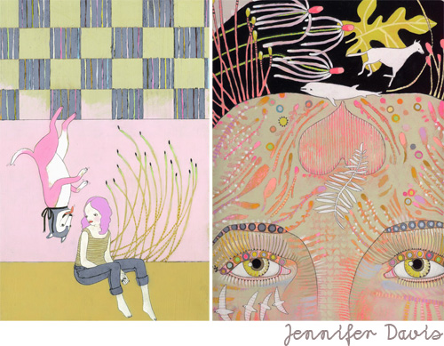 Jennifer Davis - New Prints!