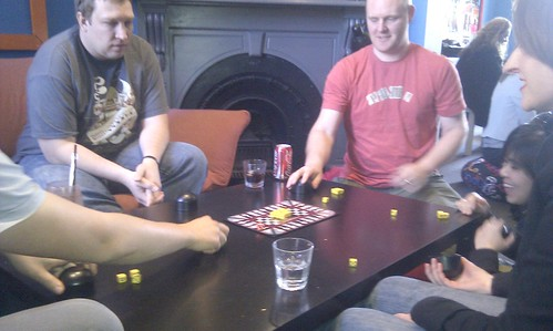 Bluff boardgame @ Cafe Games
