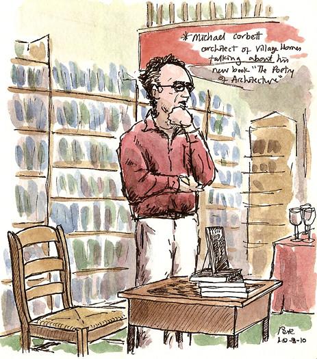 michael corbett at avid reader