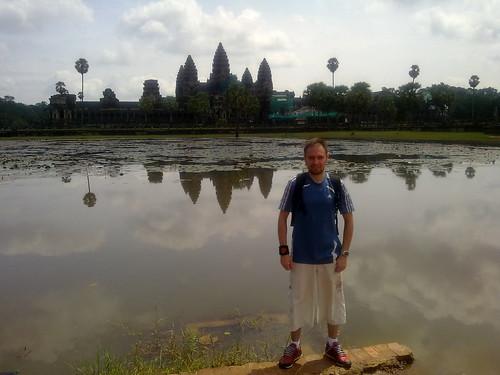 Día 0: pre-introducción a las crónicas y día 0. Camboya, Angkor.