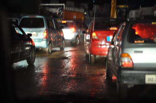 Traffic Delhi - Faridabad