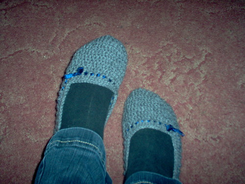 slippers 001