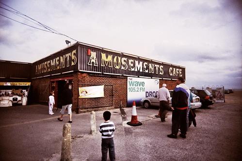 Amusements Cafe