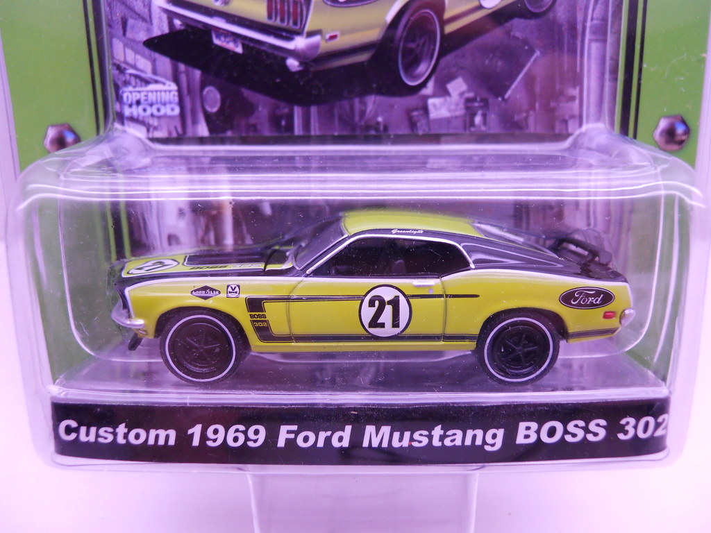 gl custom 1969 ford mustang BOSS 302 (2)