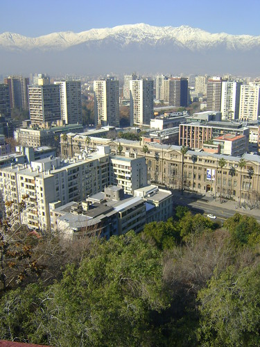Santiago @ Chile (2010)