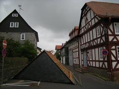 Ein Dach auf der Straße 1