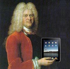 The iPad Gets Sticky
