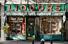 Golden Rule Wine & Liquor Store (1934), 457 Hu...