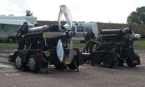Rolls Royce Griffon MK58 and Merlin MK24