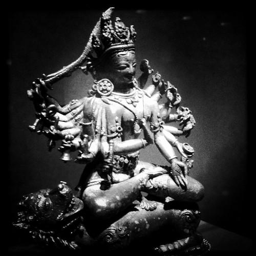 Female tantric deity