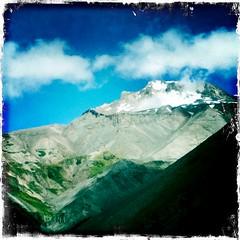 Mt Hood From Zig Zag Canyon