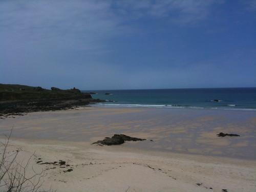 Coast of St. Ives