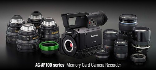 Memory Card Camera Recorder | Panasonic