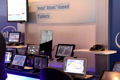 Tablets with Intel Atom Inside