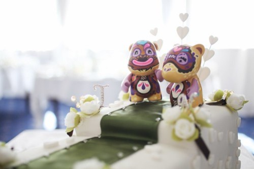Our Cake Toppers