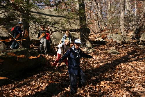Pack 19 Hike