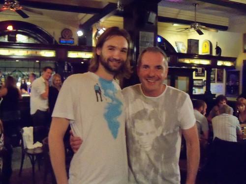 Me and Dr Karl!