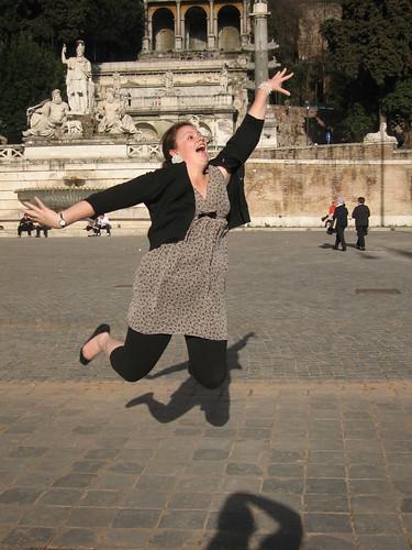 With this joyful shot, we bid the photos arrivederci.