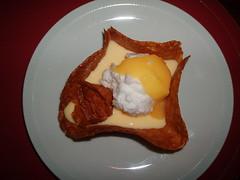Snow eggs a la Figgles