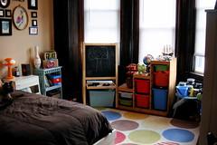 eliot's room