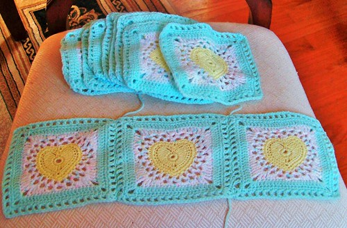 Spare baby blanket 5