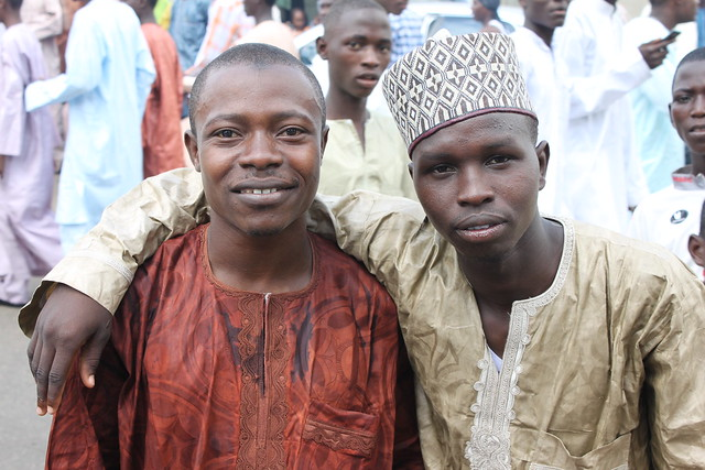 Photos from Karamar Sallah, Eid el-Fitr 2010, Kano, Nigeria: Hauwan Nasarawa (5/6)