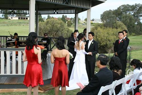 Quentin's wedding