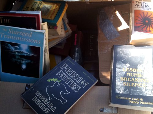 Still more Berkeley books