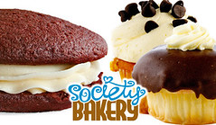 Society Bakery Whoopie Pie and Cupcakes