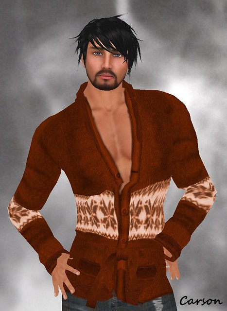 sf design wrap up knitted jacket sienna