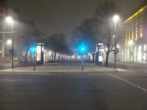 Berlin Blue Lights