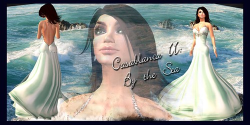 Casablanca By the Sea  by Flounce & Faun