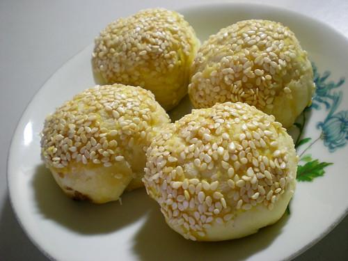 Bandong's pandan pastries