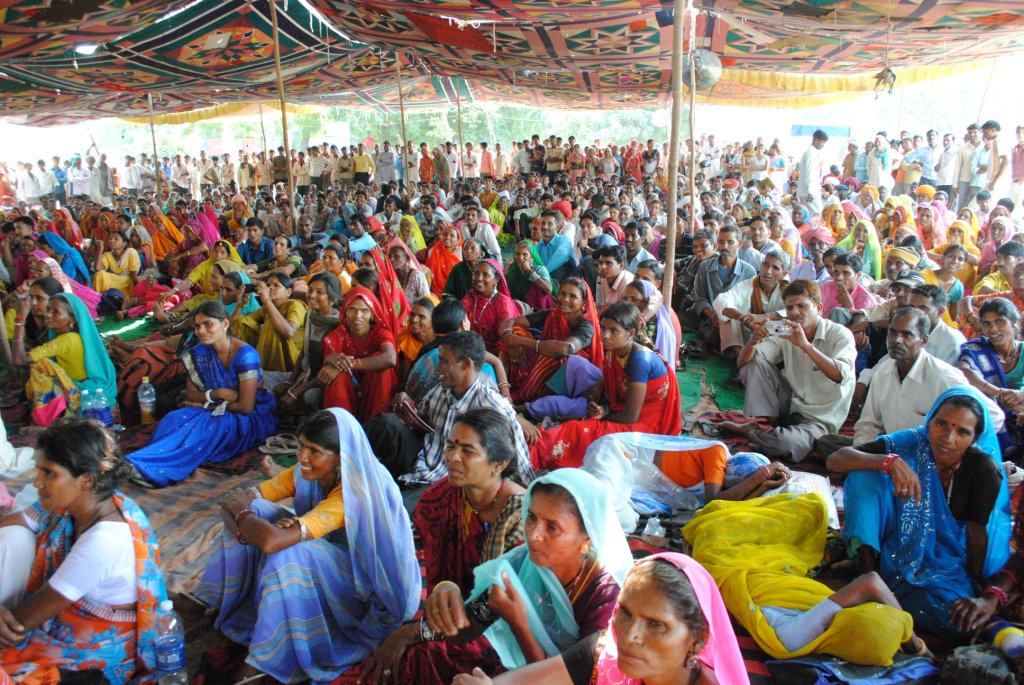 Pics from the satyagraha - 2 Oct 2010 - 26
