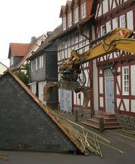 Ein Dach auf der Straße 3