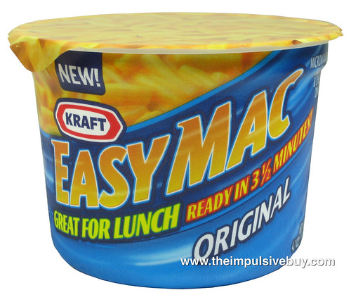 Kraft Easy Mac Large