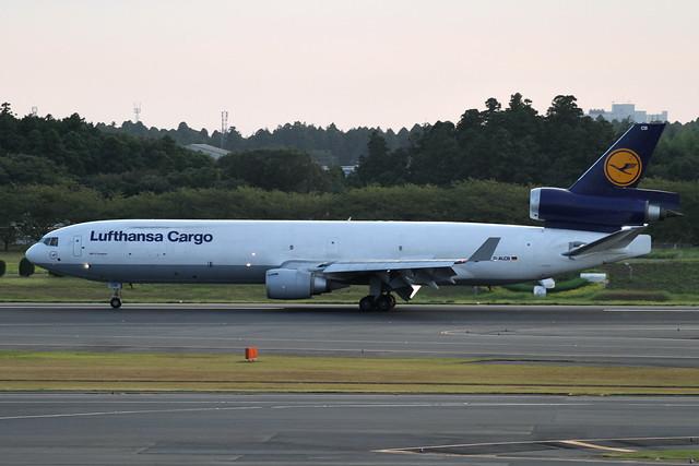 Lufthansa Cargo MD-11F(D-ALCB)