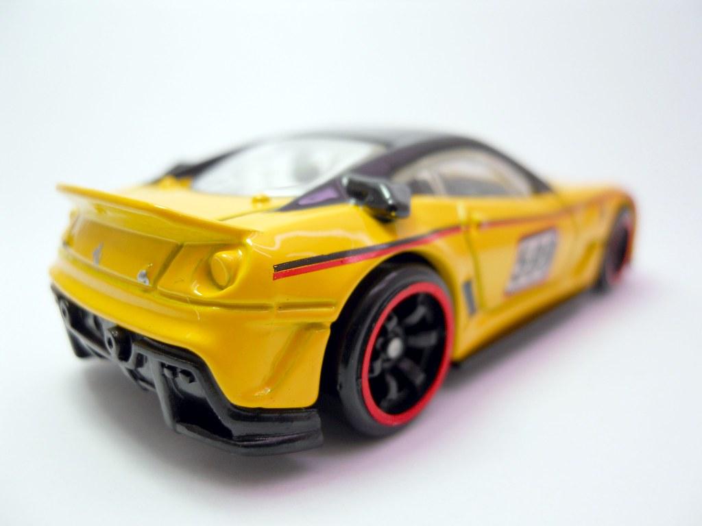 hws speed machines Ferrari 599XX (6)