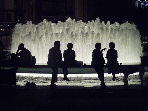 Lincoln Center Plaza