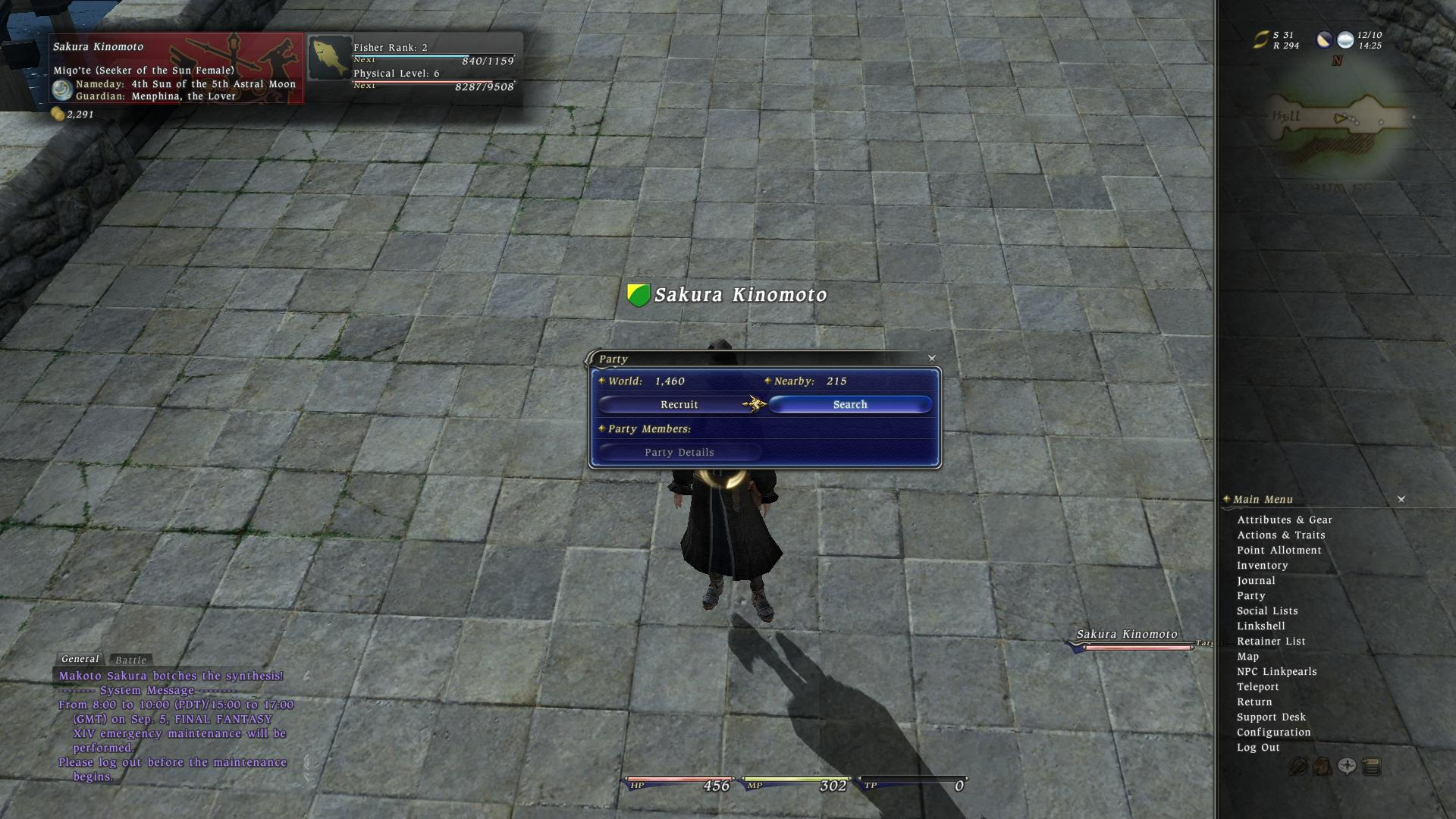 Final Fantasy XIV Daily Digest #2 - 09