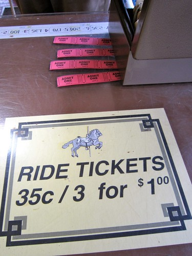 Perkasie Carousel Ride Tickets