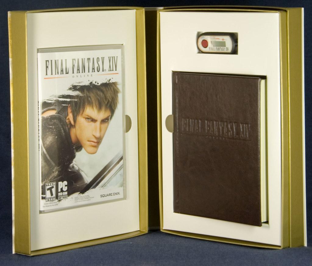 Final Fantasy XIV Collector Edition 06