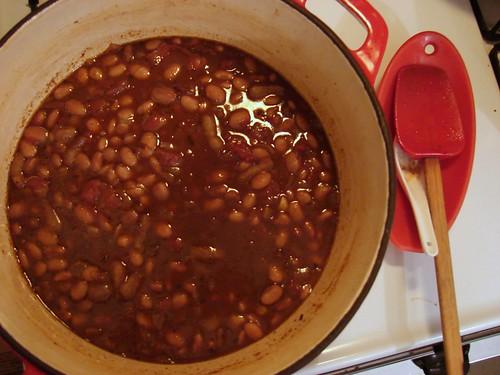 those beans
